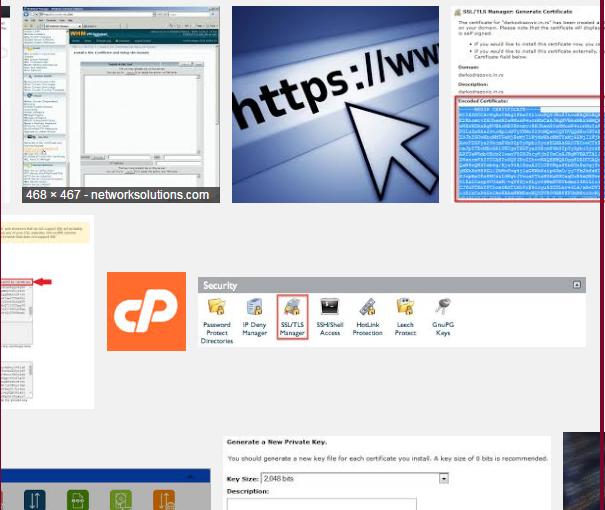 如何更新cpanel過期的ssl憑證?