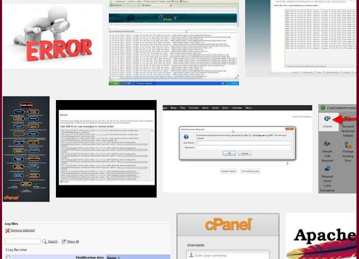 如何查看error log,並大約掌握被駭的狀況