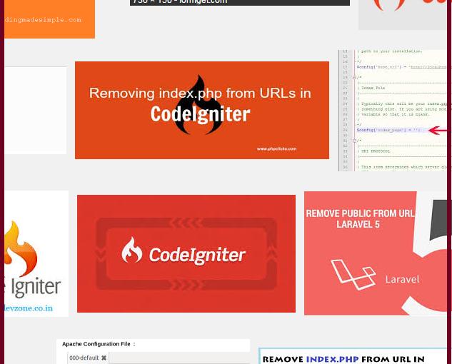 解決虛擬主機使用 codelgniter 的 index.php 轉址問題