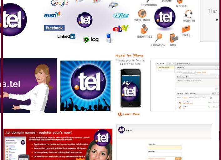.tel 網域類型的特殊問題